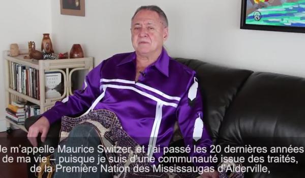 Maurice Switzer - a propos des traites
